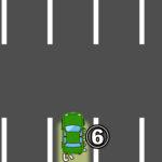 ペーパードライバー講習 駐車手順006
