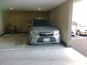 駐車 自宅車庫