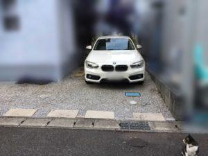 千葉県柏市の出張ペーパードライバー教習 ご自宅の駐車練習