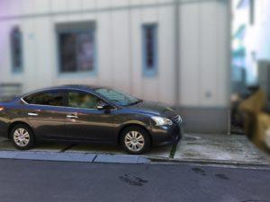 出張ペーパードライバー教習 東京 千葉 縦列駐車